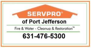 Port Jefferson SERVPRO