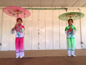 Alice & Emily Snyder Umbrella Dance