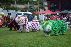 Lion Dance PJ Dragon Boat Race Fest2015