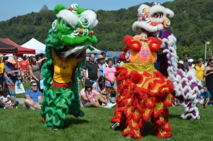 Lion Dance PJ Dragon Fest 2015