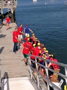 Loading dock PJ Dragon Boat